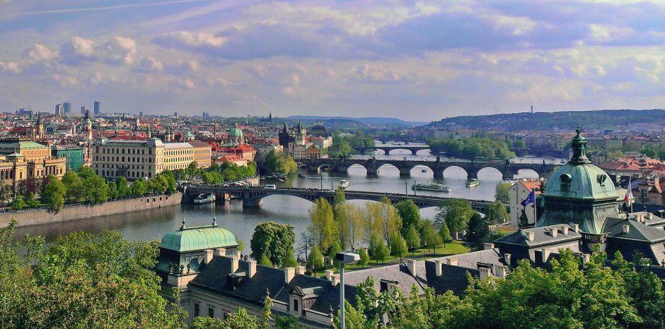 Prag Reisebericht Letna Park
