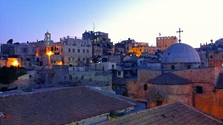 Reisebericht Jerusalem