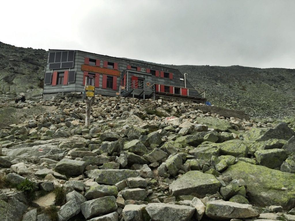 Hohe Tatra Chata pod Rysmi