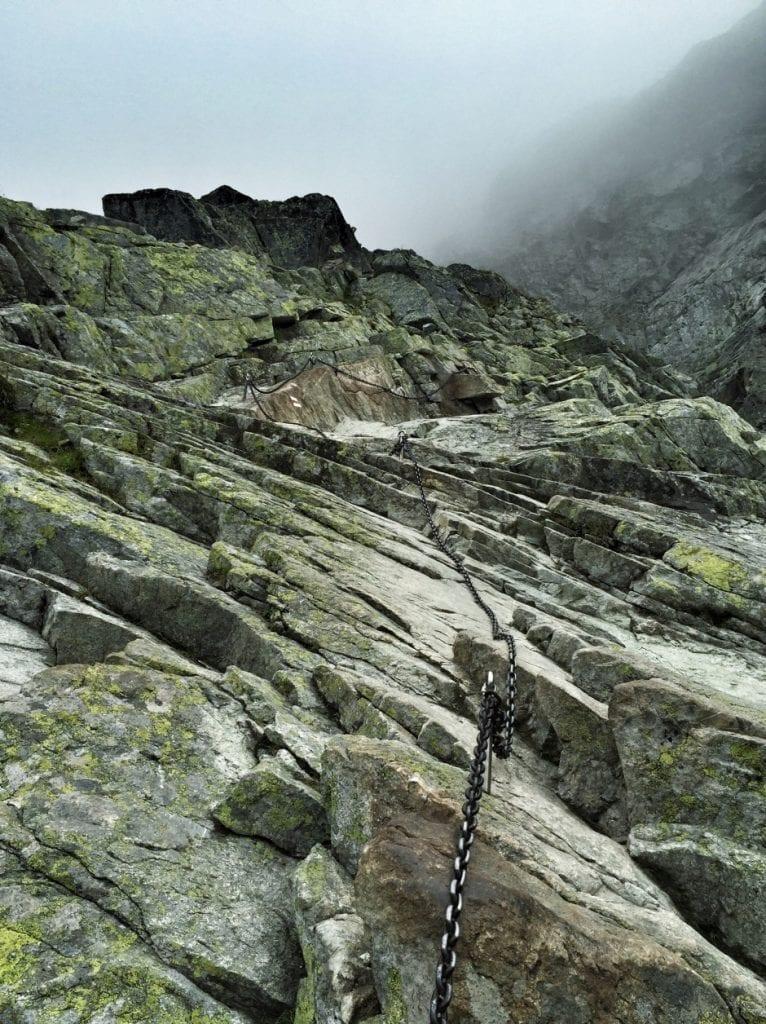 Hohe Tatra Rysy Wandern