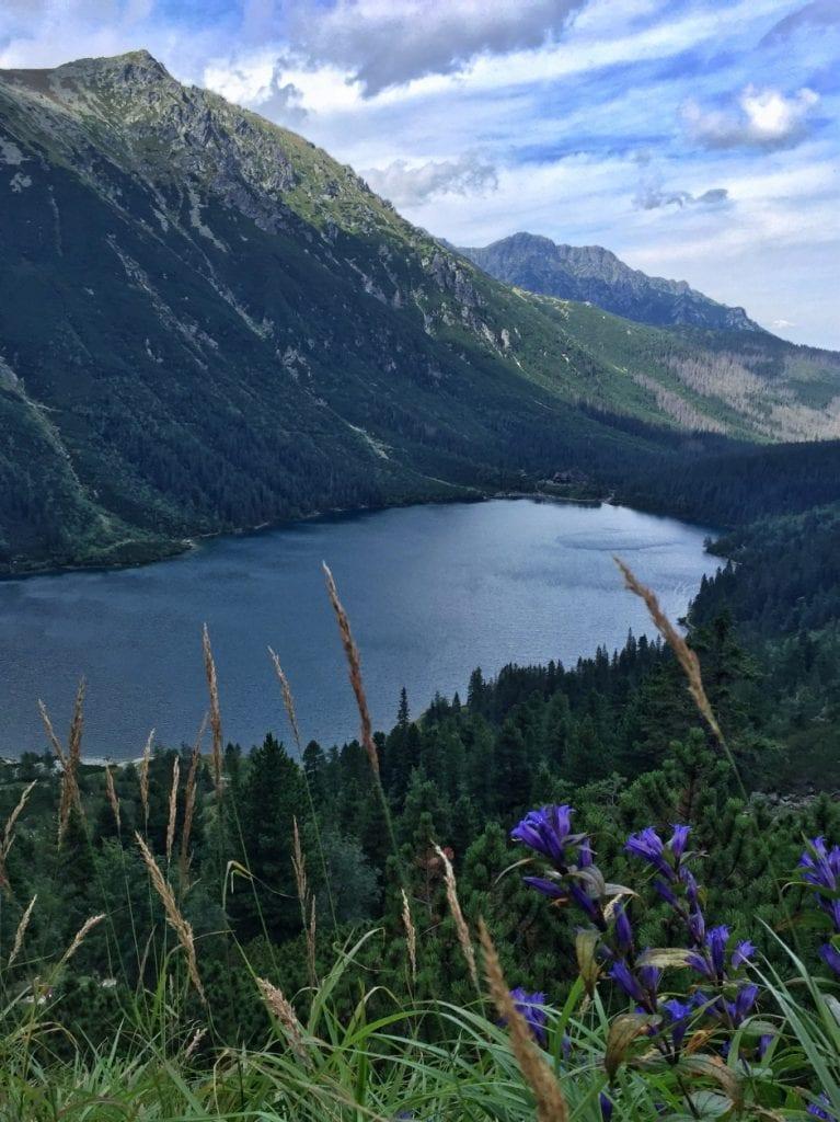 Hohe Tatra Wandern Morskie Oko