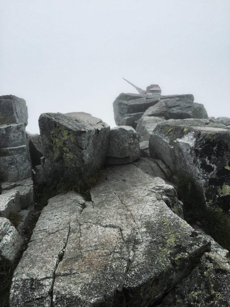Rysy Hohe Tatra