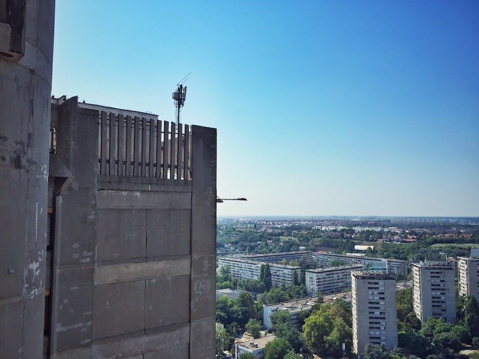 Genex Turm Novi Beograd