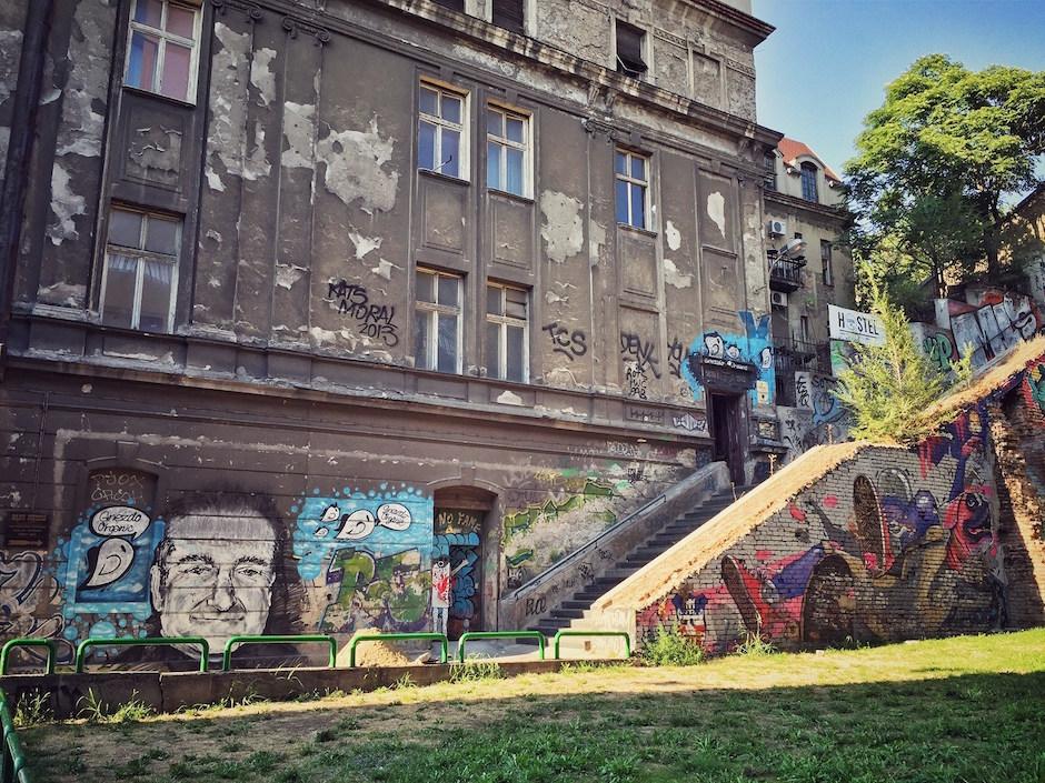 Belgrad Street Art