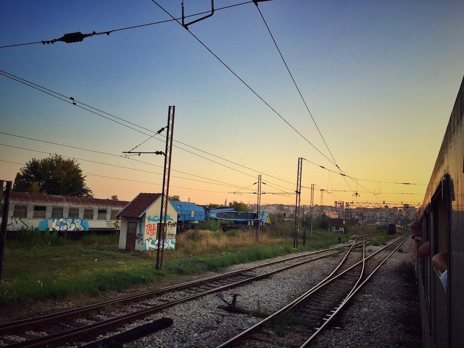 Nachtzug Budapest Belgrad Sofia