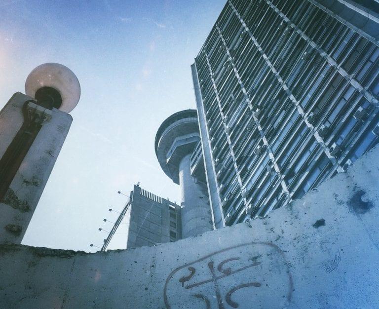 Genex Turm Belgrad