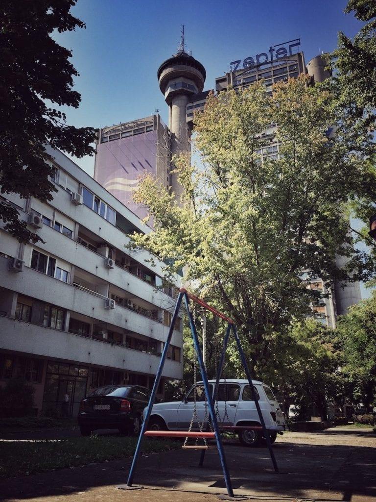 Neu-Belgrad Novi Beograd
