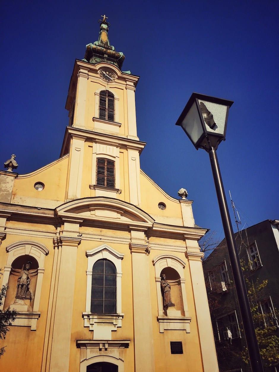 Zemun Belgrad Ausflug