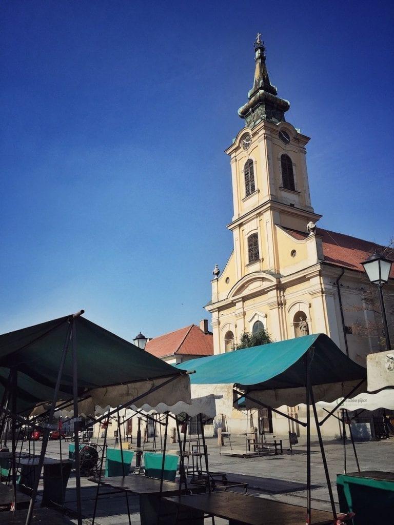 Belgrad Zemun Ausflug