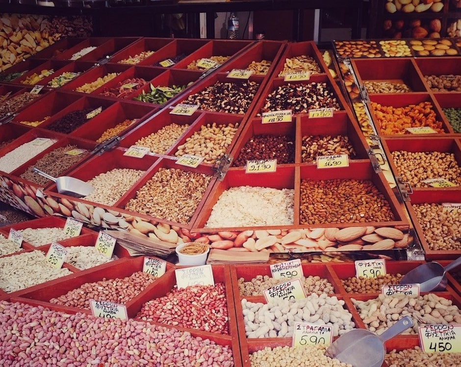 Kapani Markt Thessaloniki