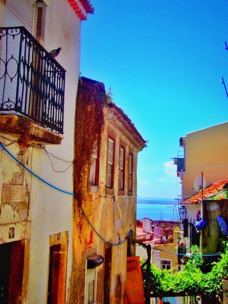 Lissabon Reisebericht Alfama