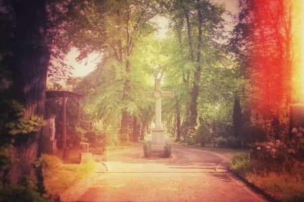 Dark Tourism Friedhof