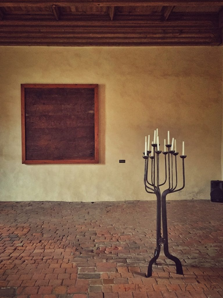 Kloster Altzella Bibliothekssaal