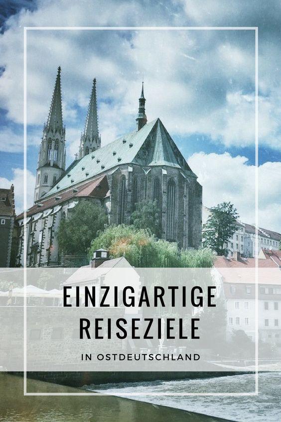 Einzigartige Reiseziele Deutschland