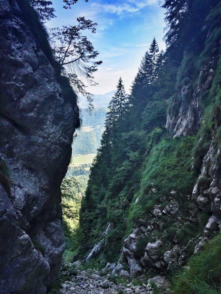 Wandern Rumänien