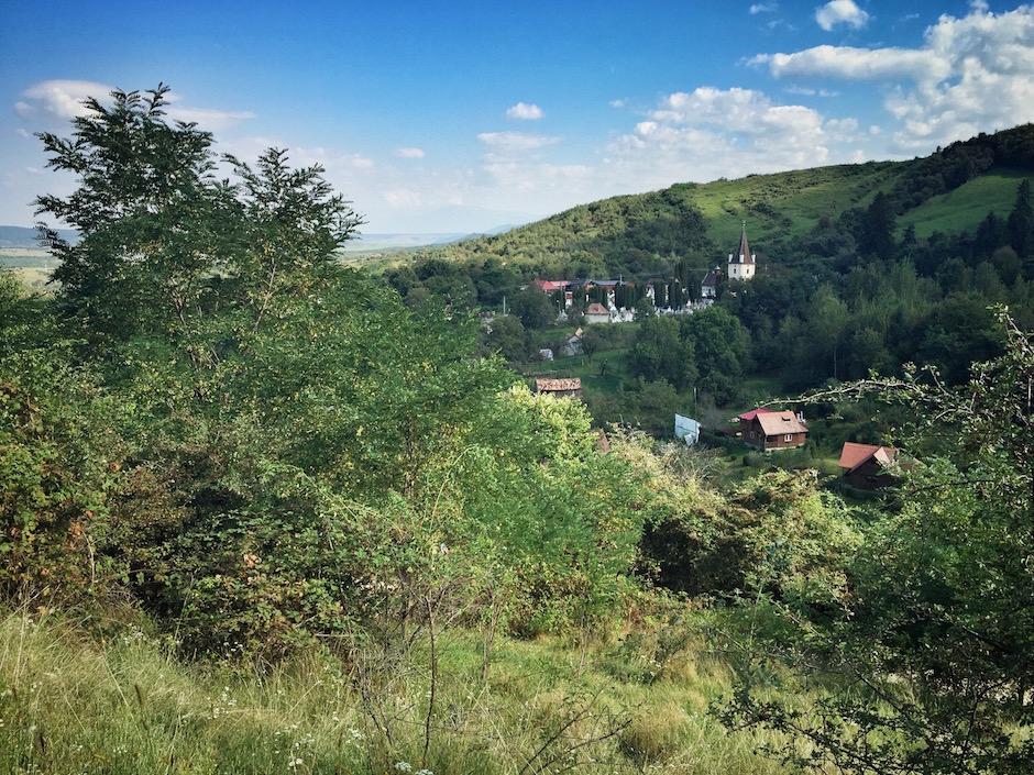Wandern Sibiu Südkarpaten