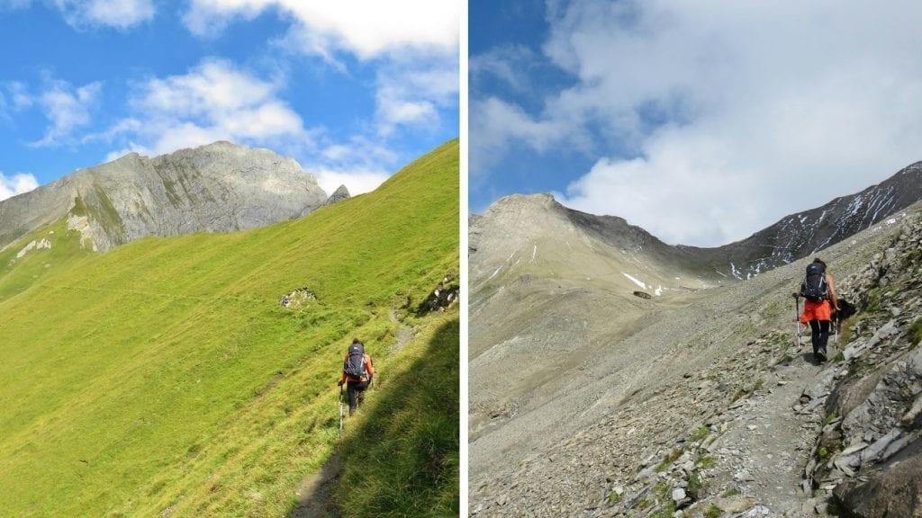 Adlerweg Tirol Wandern