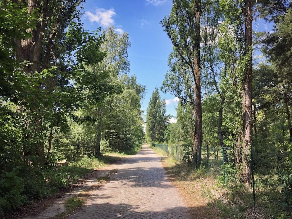 Altes Lager Sowjetgarnison