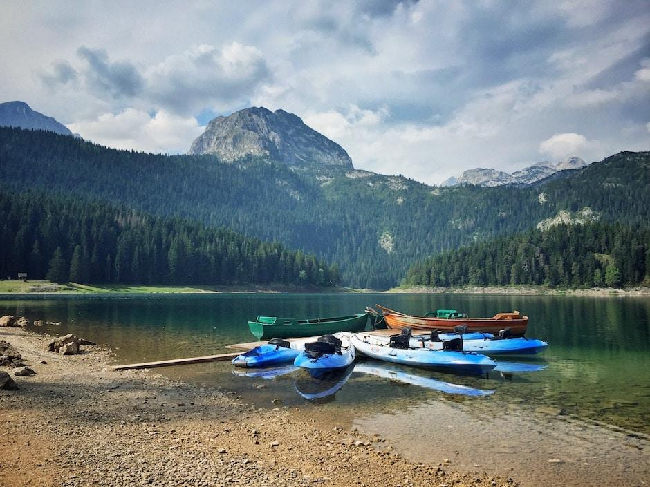 Crno Jezero Durmitor Nationalpark