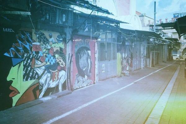 Jaffa Spaziergang Tel Aviv