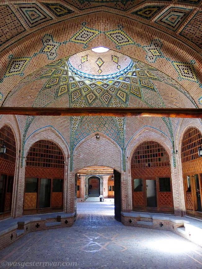 Qazvin Iran Reisebericht
