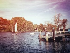 Berlin Pfaueninsel Herbst