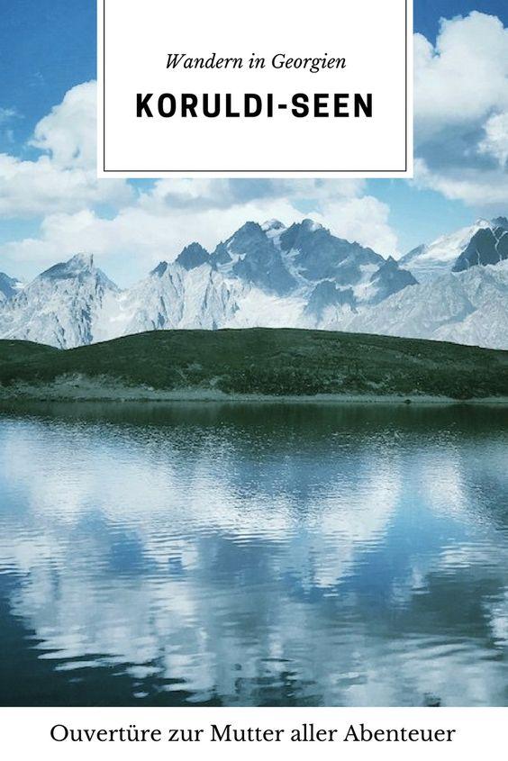 Koruldi Lakes