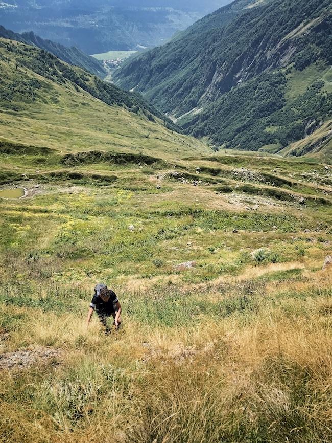 Koruldi Seen Georgien Wandern