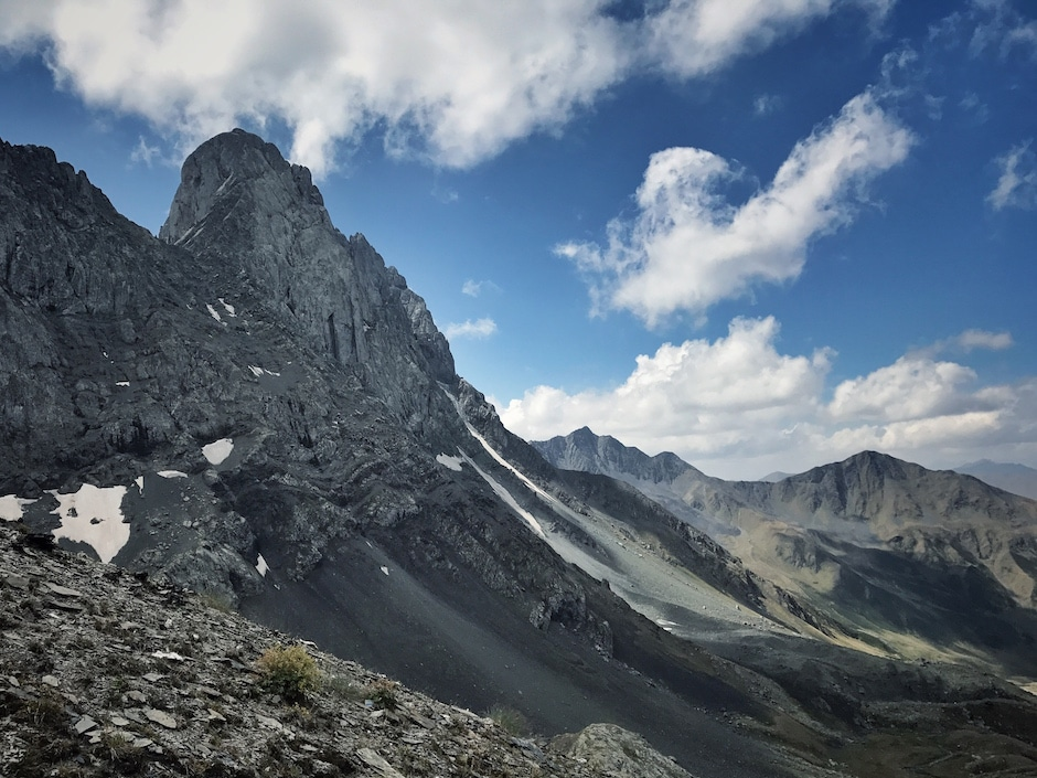 Juta Georgien Wandern