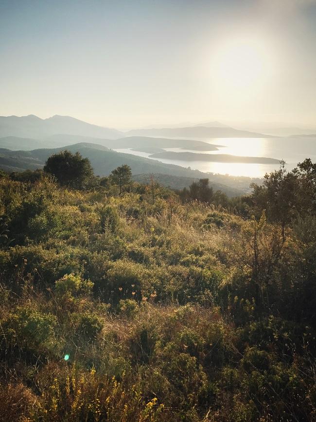 Wandern Milina Lafkos