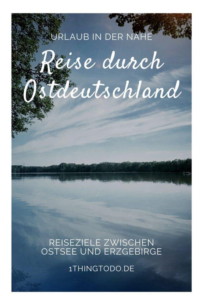 Ostdeutschland Reisen