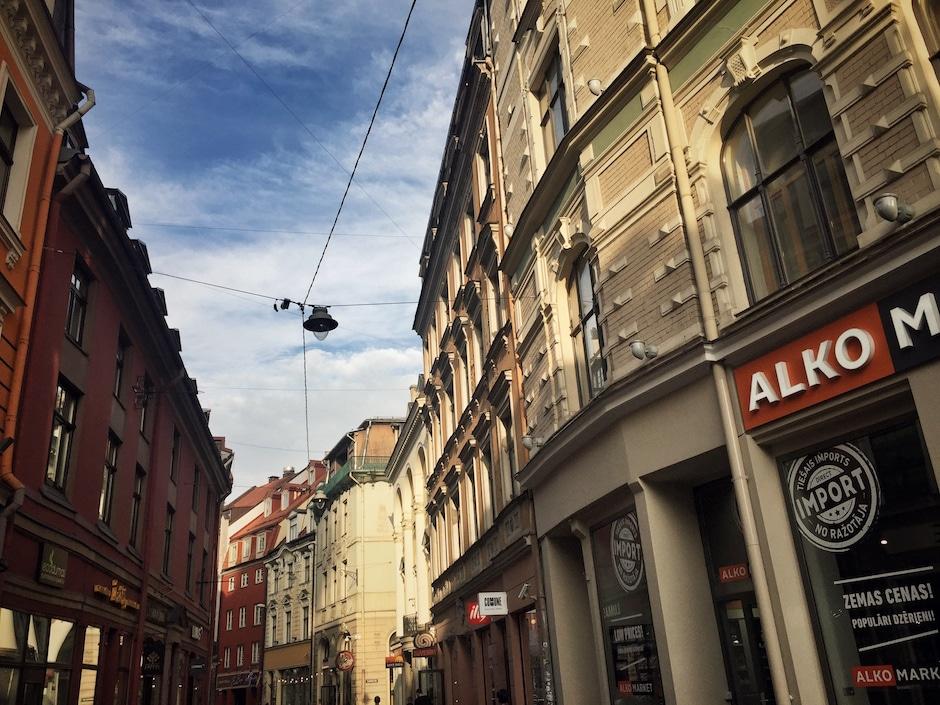 Riga Reisebericht