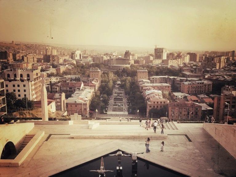 Jerewan Reisebericht
