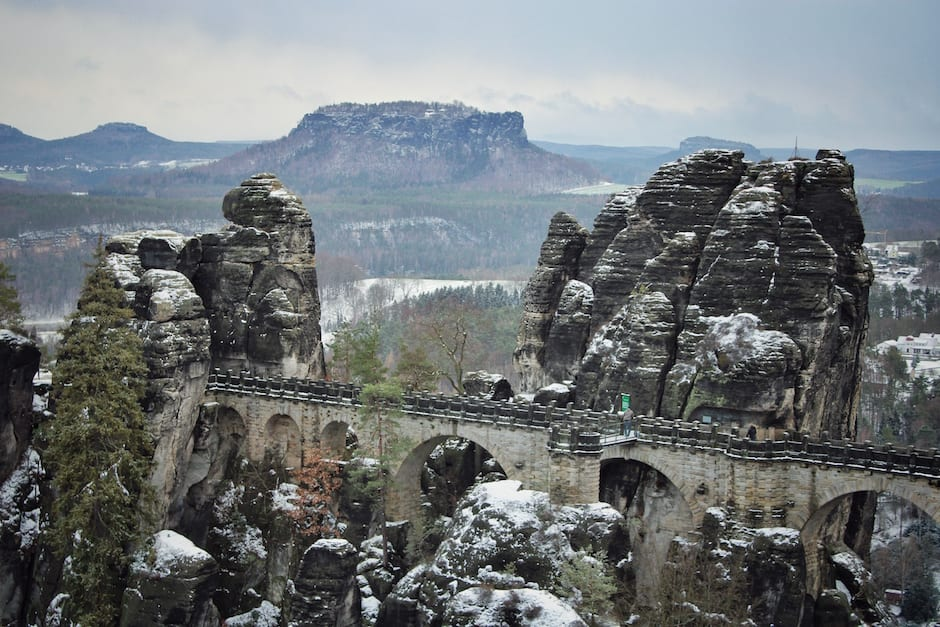 Winter Ausflugsziele Sachsen