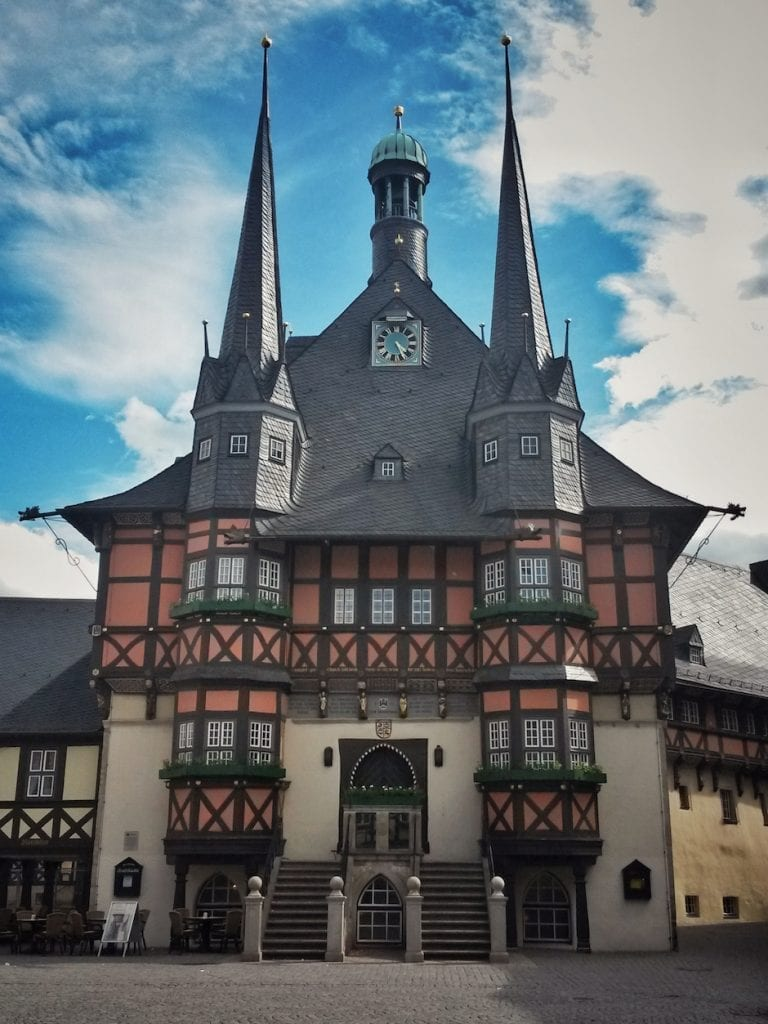 Wandern im Harz Brocken Heinrich-Heine-Weg