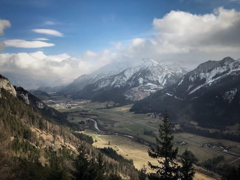 Ausflugsziele Frühling Allgäu
