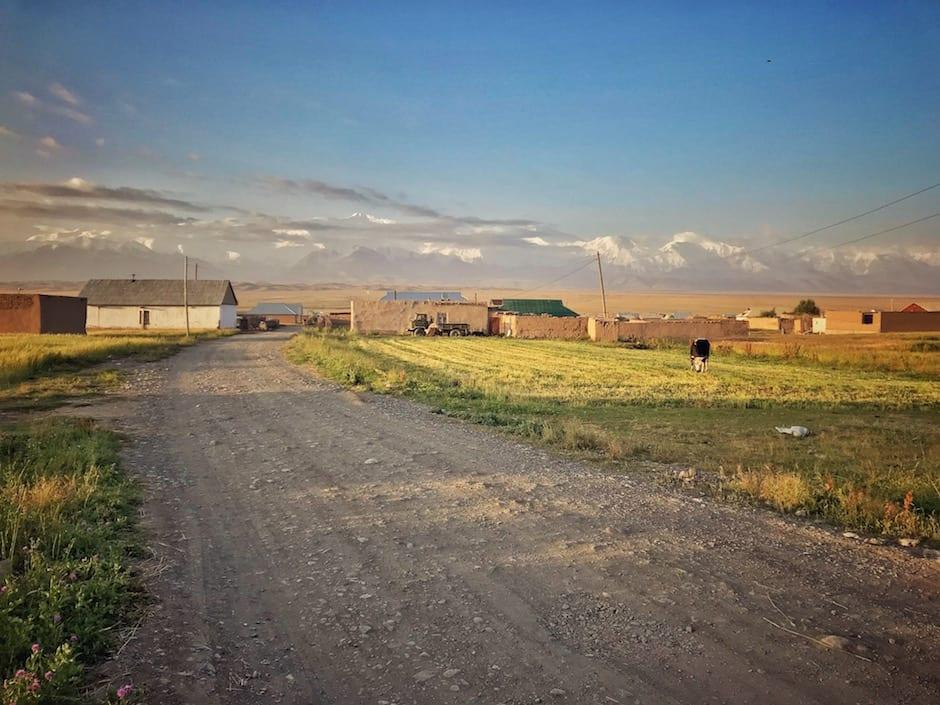 Kirgisistan Reisen