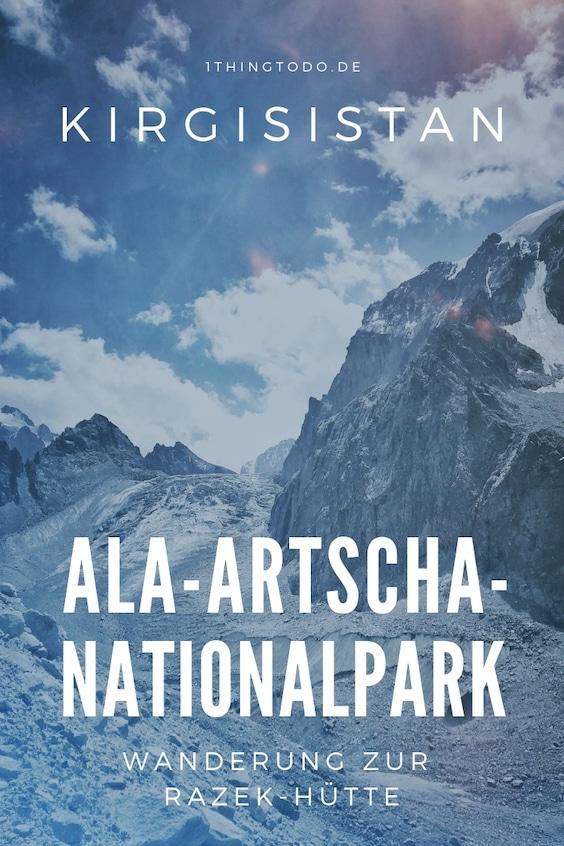 Ala-Artscha-Nationalpark Kirgisistan