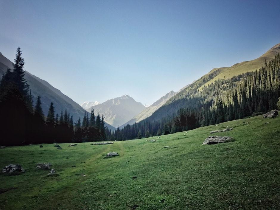Altyn Araschan Kirgisistan