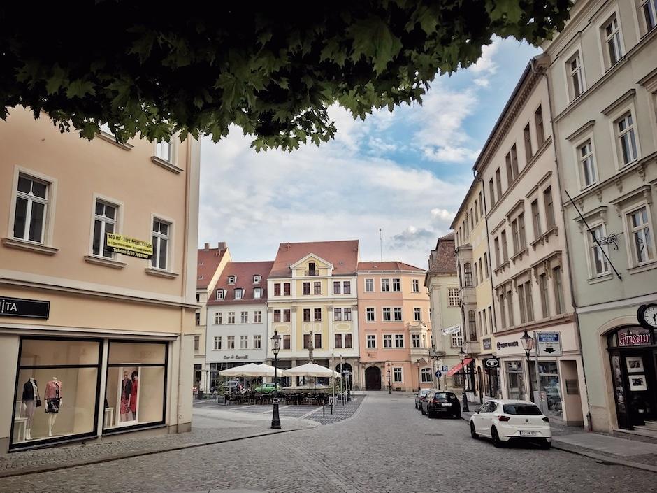 Zittau Rathausplatz