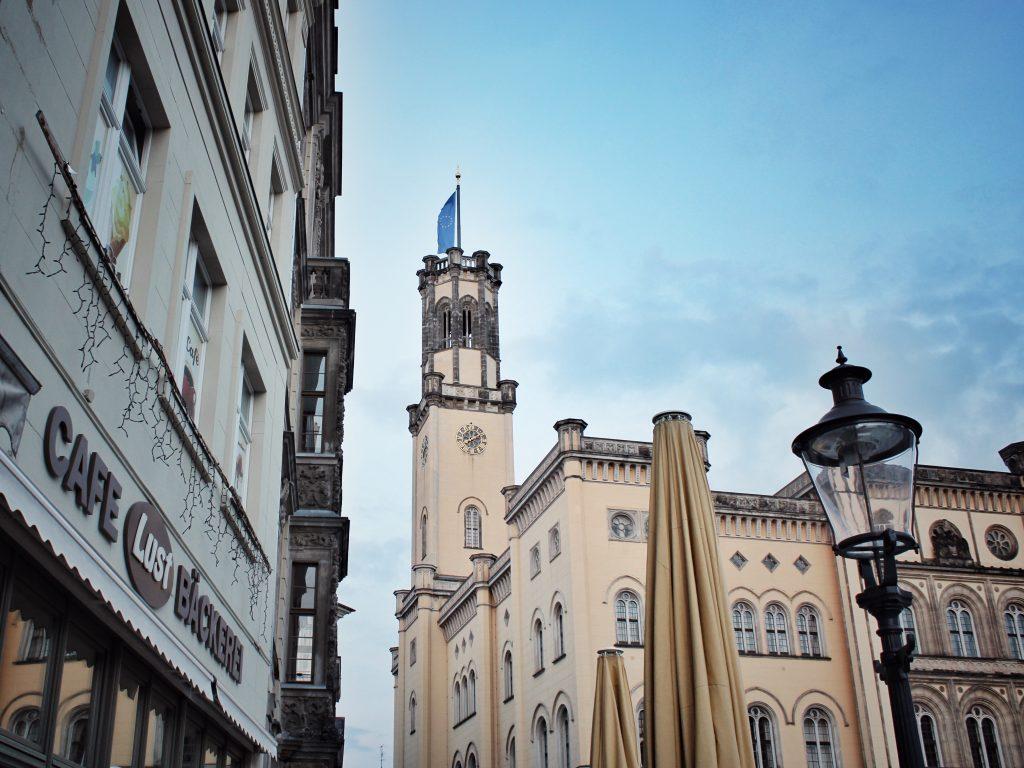 Zittau Rathausturm
