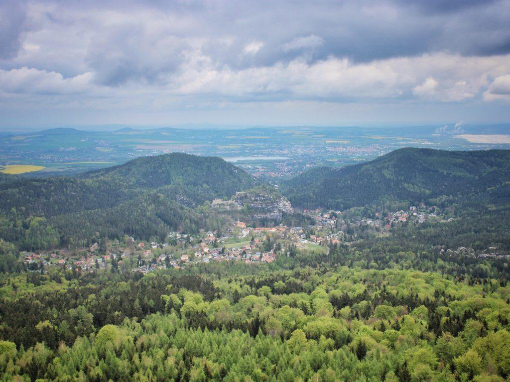 Zittauer Gebirge Wandern
