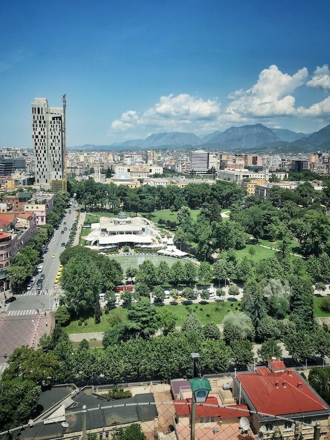 Tirana Sehenswürdigkeiten