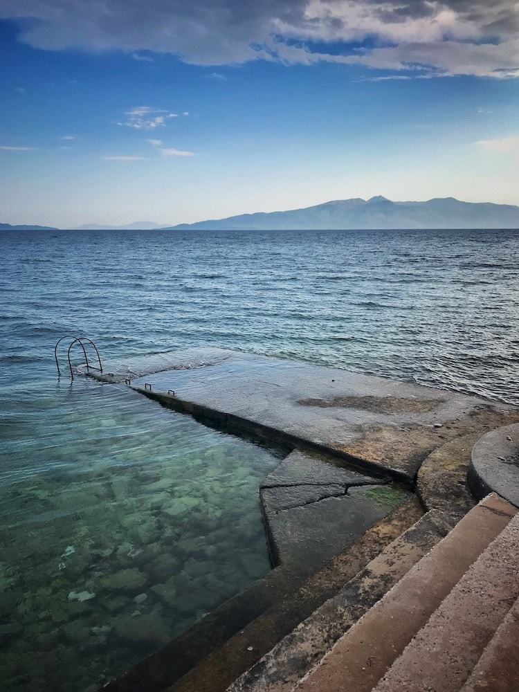 Albanien Strand Samara