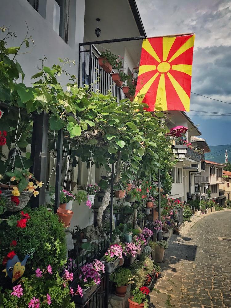 Ohridsee Ohrid