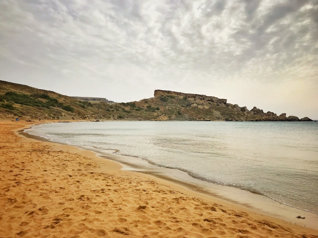 Malta Strände