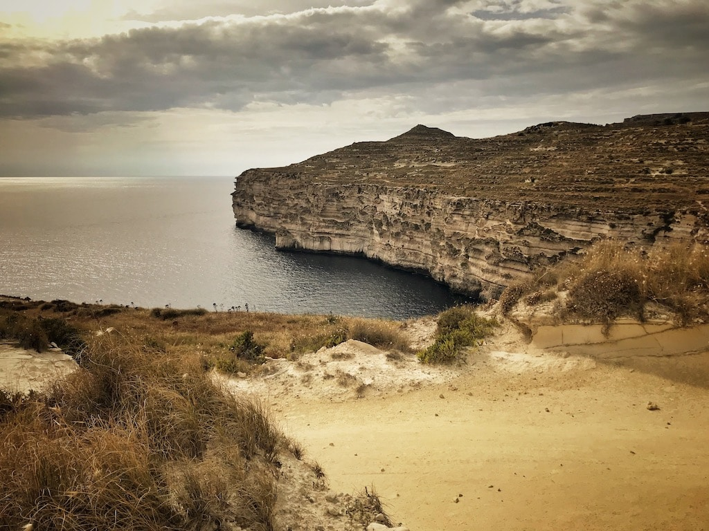 Dingli Cliffs Malta