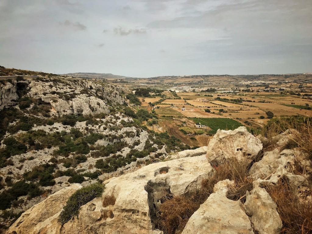 Malta Wandern