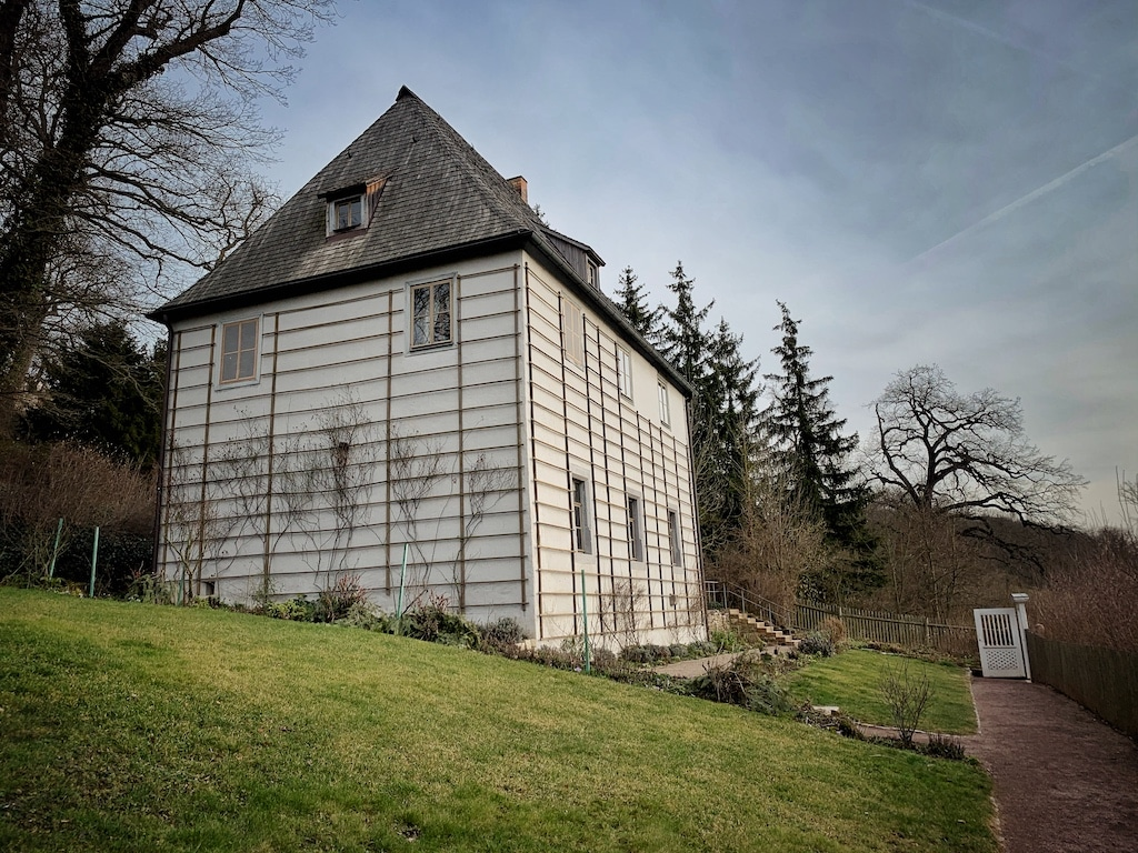 Ausflugsziele Frühling Weimar