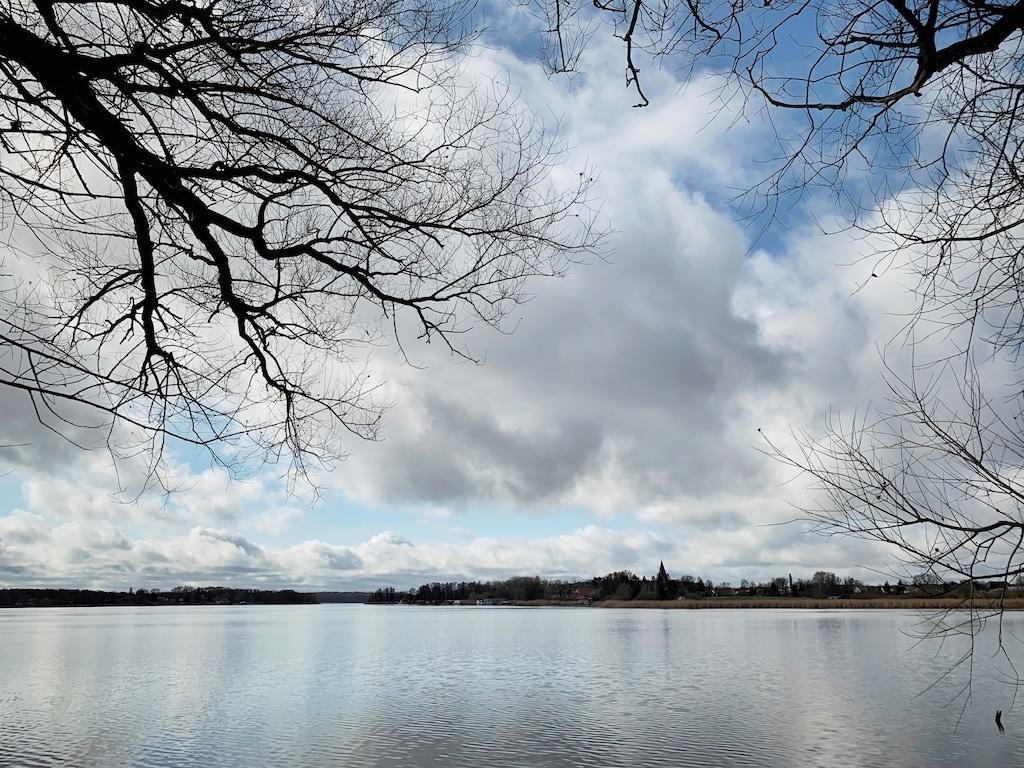 Jabelscher See Mecklenburgische Seenplatte